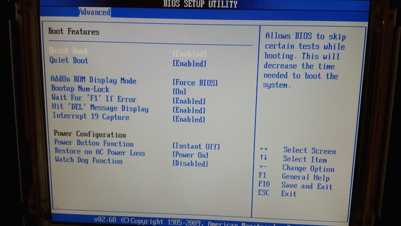 SuperMicro X8dtn+ boot problem (solved) - General Support