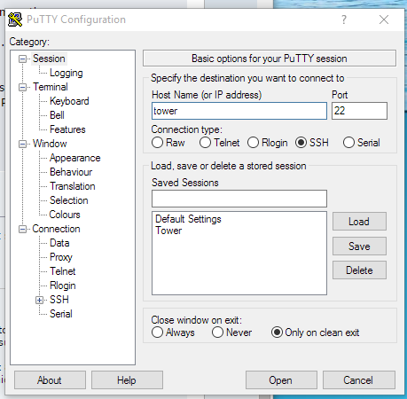Cannot connect via WinSCP and Putty (SSH) - General Support