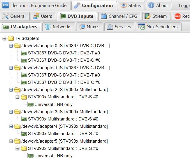 Support] Linuxserver io - TVHeadend - Page 11 - Docker