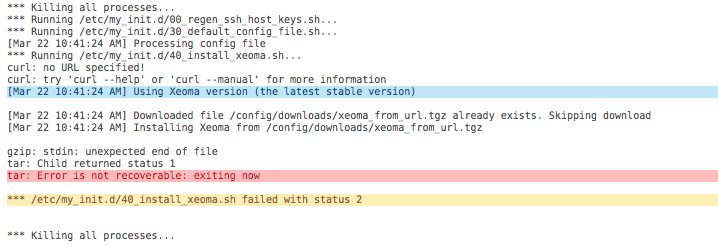 Xeoma - Surveillance Software - Page 5 - Docker Containers - Unraid