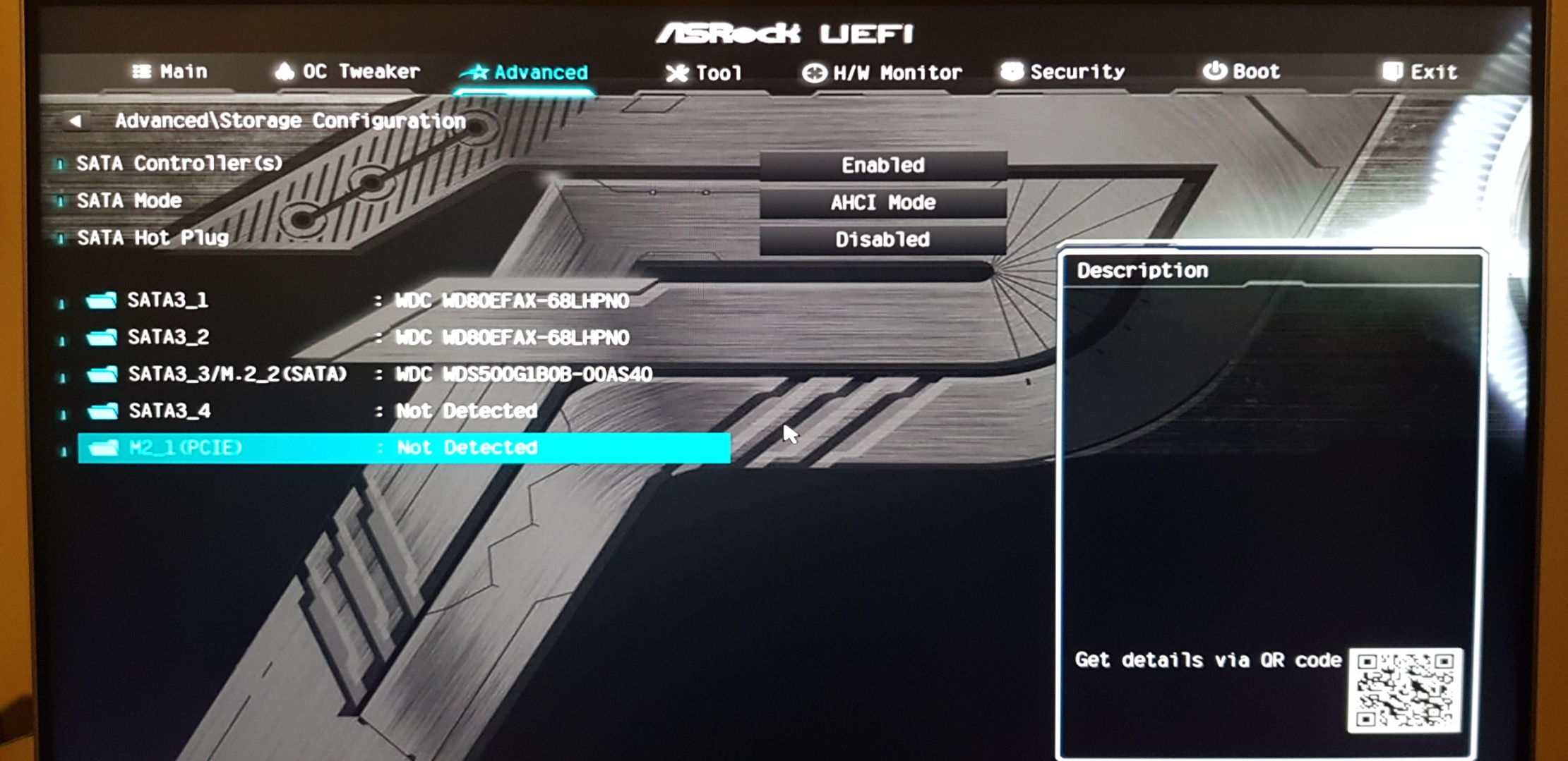 HDD shows in BIOS but not in unRAID - General Support - Unraid