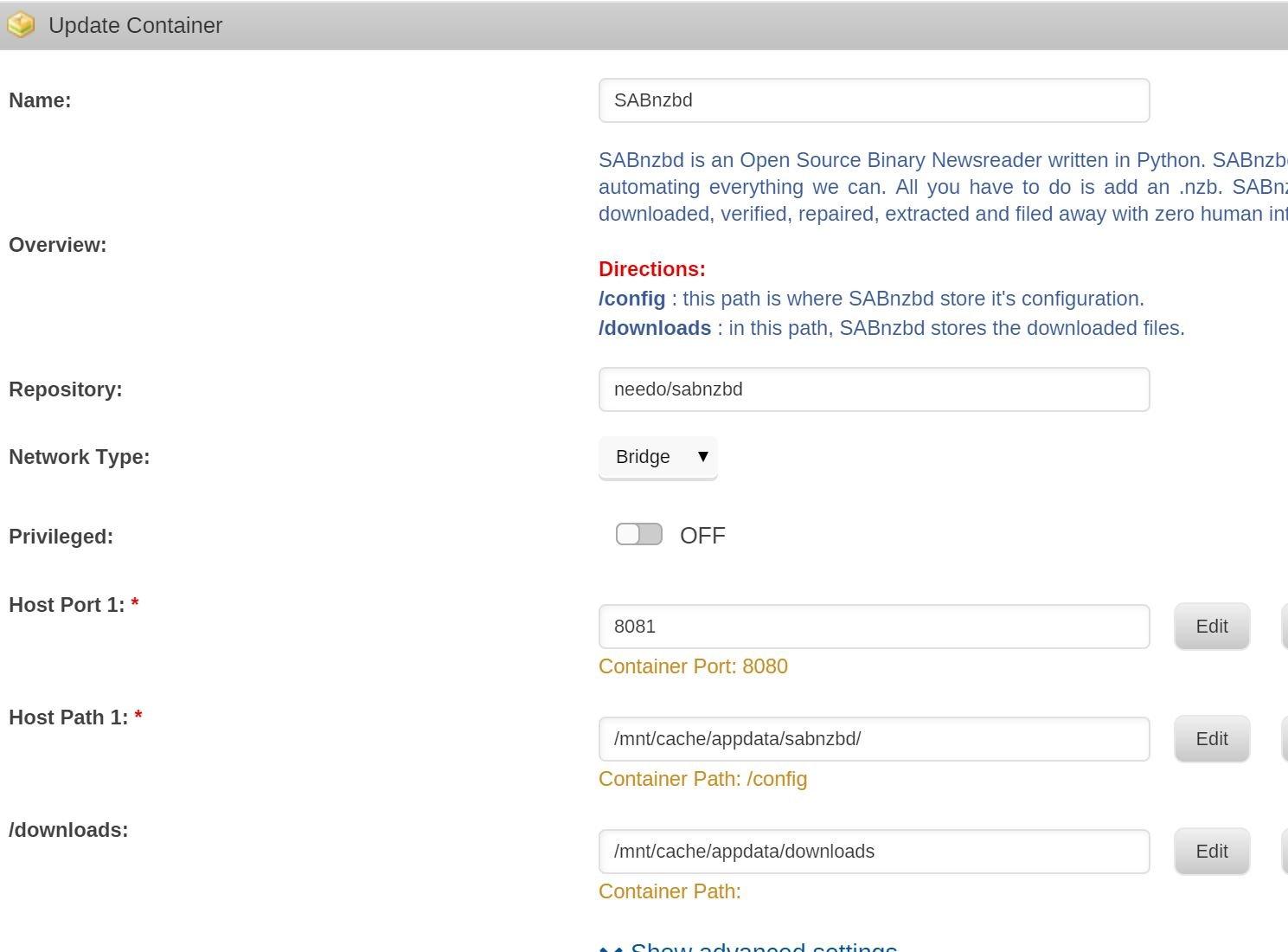 Support] Linuxserver io - Radarr - Page 13 - Docker