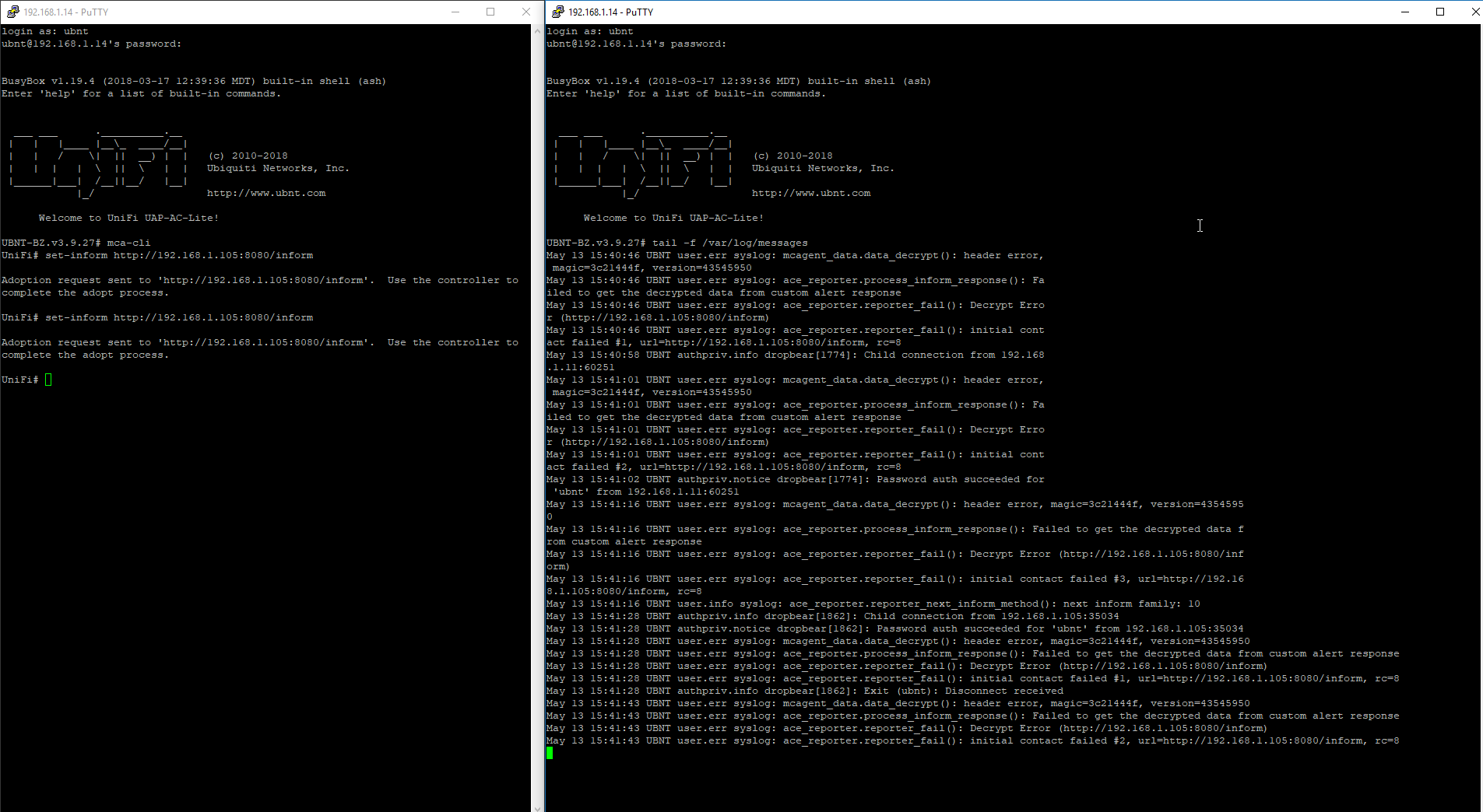 Support] Linuxserver io - Unifi - Page 25 - Docker Containers - Unraid