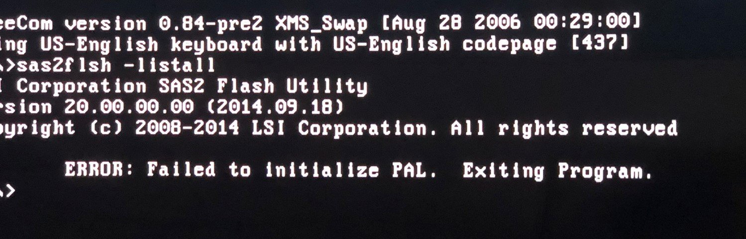 Boot issue with HBA card - General Support - Unraid