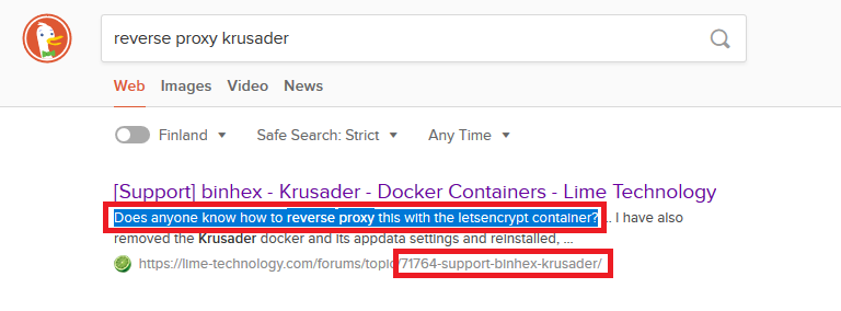 Support] binhex - Krusader - Page 6 - Docker Containers - Unraid