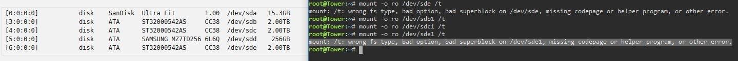 missing codepage or helper program or other error