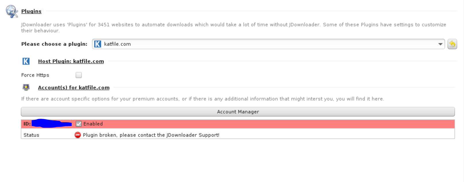Support] Djoss - JDownloader 2 - Page 7 - Docker Containers