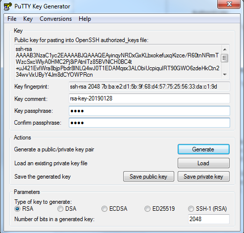 Secure your unRAID SSH Access and Tunnel using PuTTY