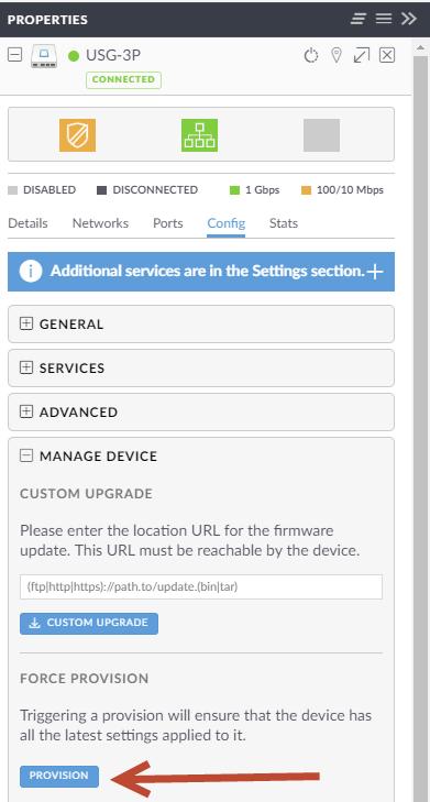 Unifi - config gateway json - SOLVED - General Support - Unraid