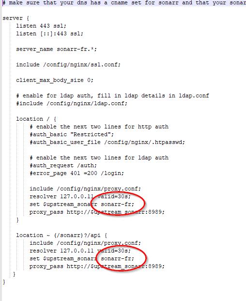 Support] Linuxserver io - Letsencrypt (Nginx) - Page 119