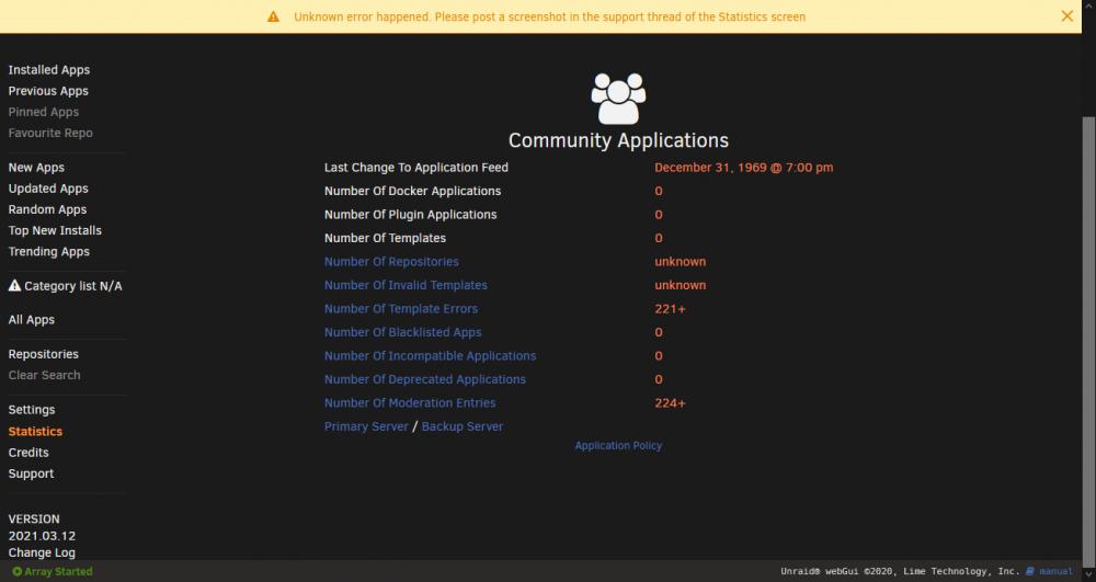 community apps error 3262021.PNG